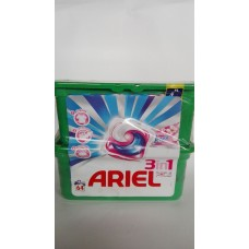 Ariel power kapsule Lenor 32+32