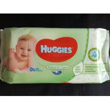 Huggies natural care 56ks