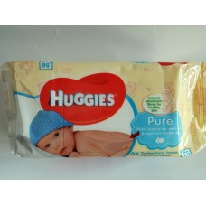 Huggies wipes pure 56ks