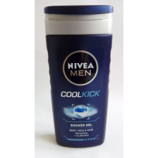 Nivea SG 250ml COOLKICK